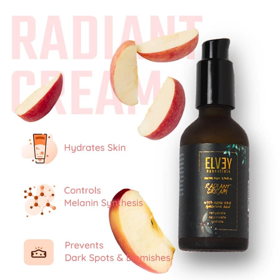 radiant cream online in india
