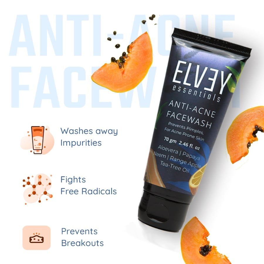 Buy anti acne face wash Online India