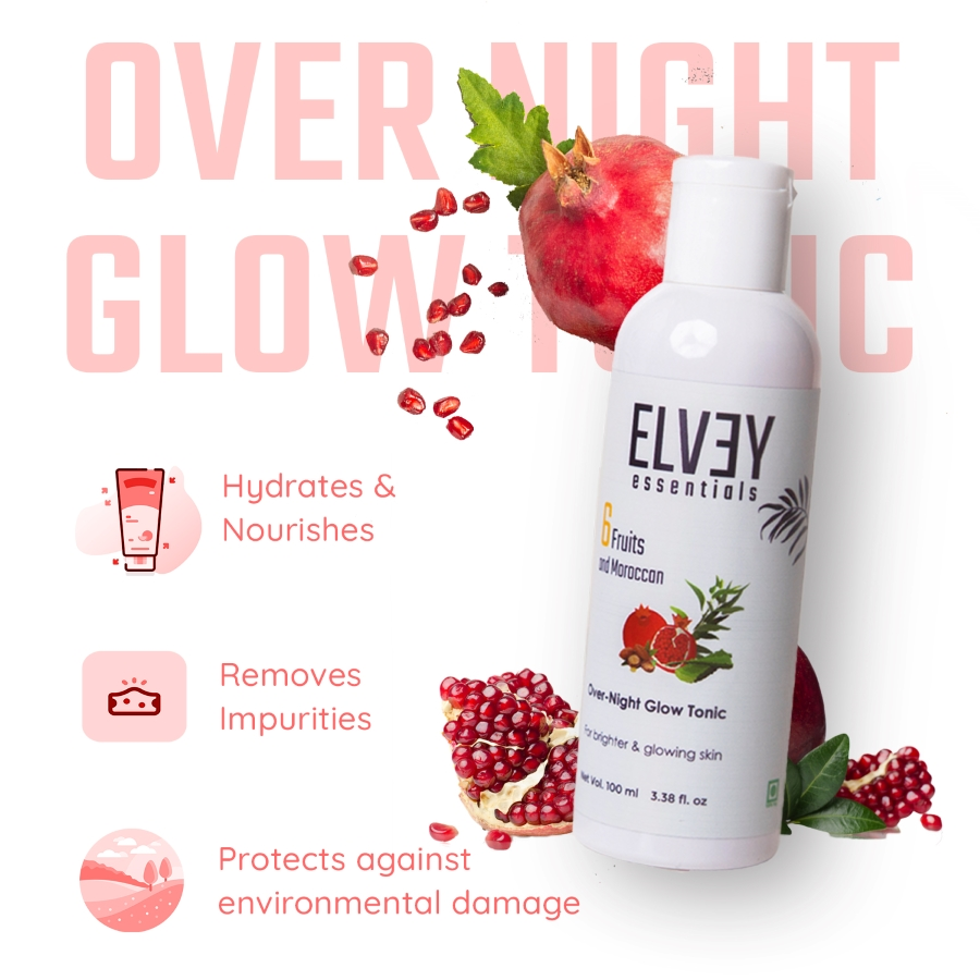 Over Night Glow Tonic For Bright Skin