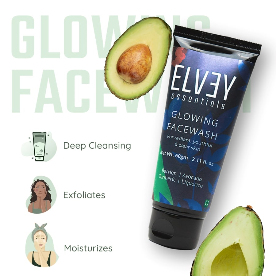 best face wash for glowing skin in india online